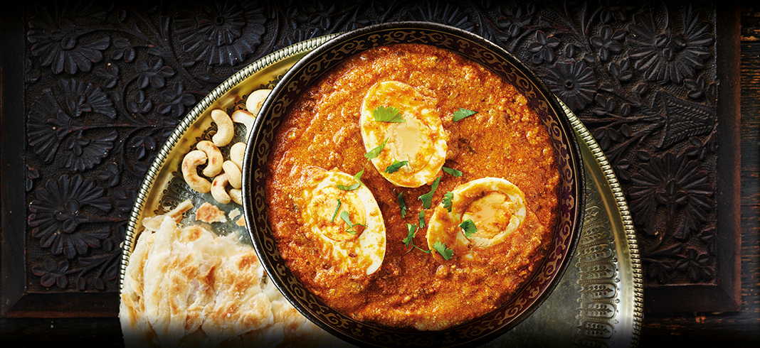 Egg Curry recipe