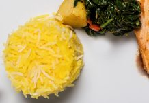 Saffron Rice Recipe
