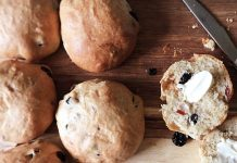 Spiced Teacake Recipe